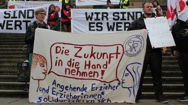 Demonstration Kassel